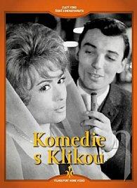 Komedie s Klikou - DVD digipack