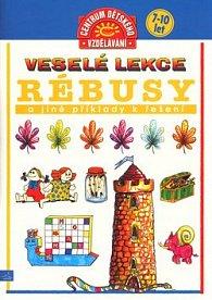 Veselé lekce Rébusy a jiné příklady k řešení