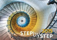 Kalendář nástěnný 2015 - Step by step