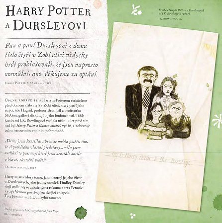 Náhled Harry Potter: Cesta dějinami čar a kouzel