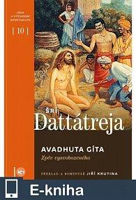 Avadhuta Gíta, zpěv vysvobozeného (E-KNIHA)