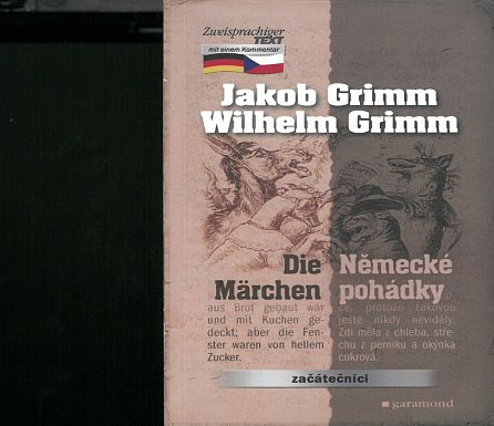 Náhled Německé pohádky / Die Märchen