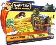 Angry Birds sestřelení vesmírné stavby