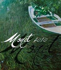Monet 2010 - nástěnný kalendář