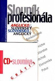 Slovník profesionála anglicko - slovenský a slovensko - anlgický + CD