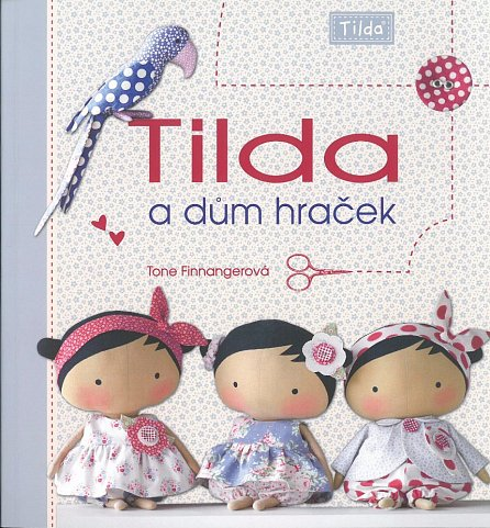 Náhled Tilda a dům hraček