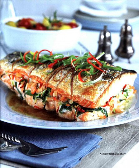 Náhled Ryby a plody moře (Edice Apetit)