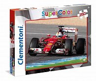 Puzzle Supercolor 250 dílků Formule