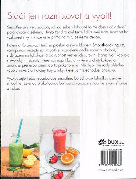 Náhled České smoothie - Kuchařka s duší
