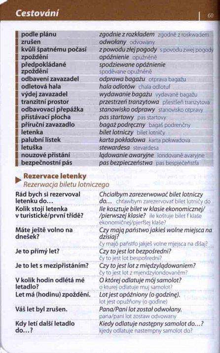 Náhled Polština - konverzace se slovníkem a gramatikou