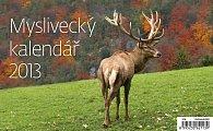Kalendář stolní 2013 - Myslivecký kalendář