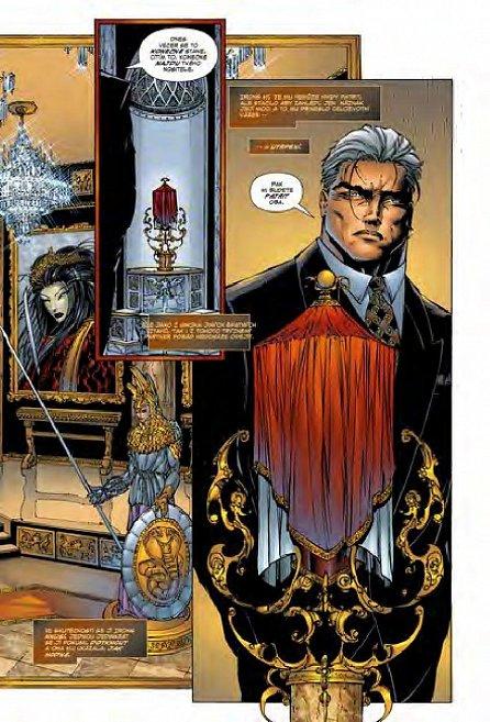 Náhled Witchblade Kompendium 1