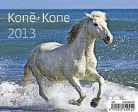 Kalendář stolní 2013 MiniMax - Koně