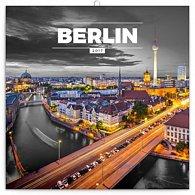 Kalendář poznámkový 2017 - Berlín