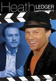 Heath Ledger 2010 - nástěnný kalendář