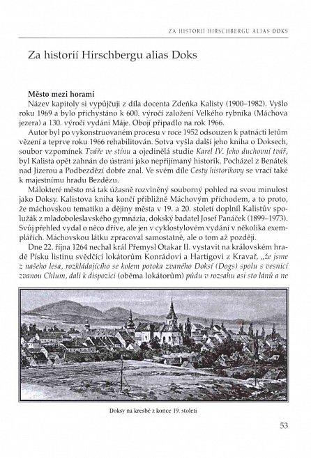 Náhled Tajemné stezky - Skalními městy Dubska a Kokořínska