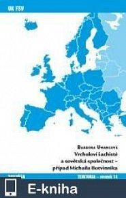 Vrcholoví šachisté a sovětská společnost - případ Michaila Botvinnika (E-KNIHA)