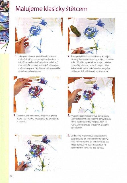 Náhled Trika od Aptáka 2 - Malujeme tekutými barvami