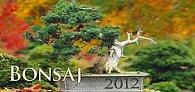 Bonsaj - stolní kalendář 2012