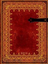 Diář Foiled HOR 2012