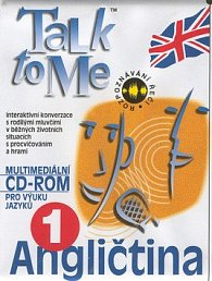 CD ROM Angličtina Talk to Me 1