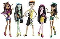 Monster High plážové příšerky