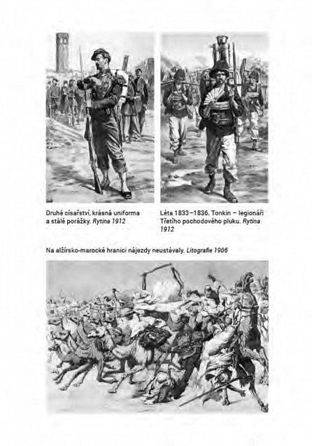 Náhled Cizinecká legie - Všední život francouzské cizinecké legie