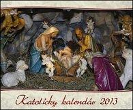 Katolícky kalendár 2013 - stolový kalendár