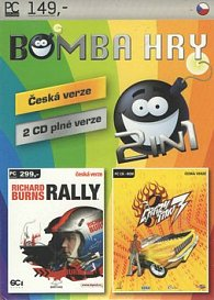 Richard Burns Rally / Crazy Taxi