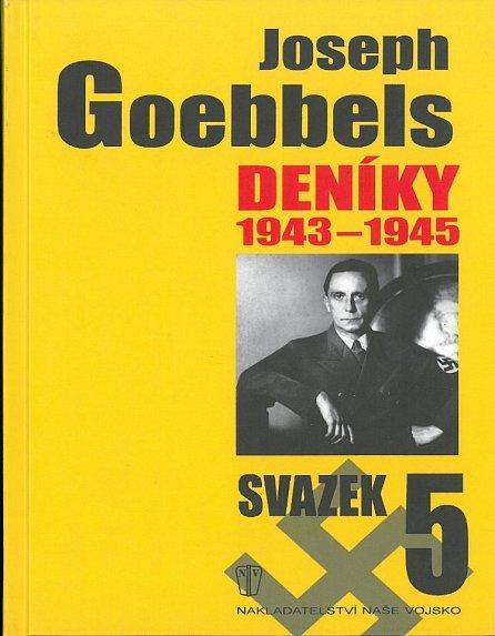 Náhled Deníky 1943-1945 - svazek 5