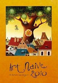 Art Naive 2010 - nástěnný kalendář