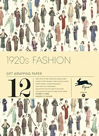 1920s Fashion (Gift Wrapping Paper Book)