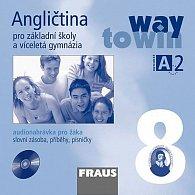 Angličtina 8 pro ZŠ a víceletá gymnázia Way to Win - CD /1ks/ pro žáka