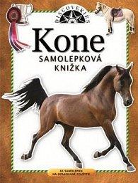 Samolepková knižka Kone
