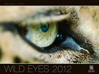 Kalendář nástěnný 2012 - Wild Eyes (Michael Fokt)