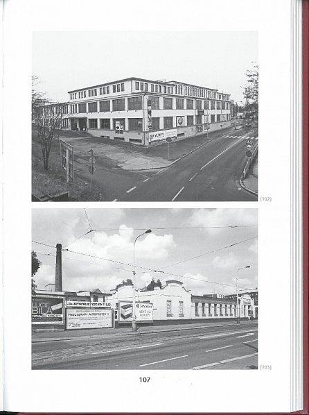 Náhled Zmizelá Praha-Továrny a tovární haly 3.