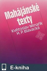 Mahájánské texty (E-KNIHA)