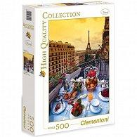 Puzzle Snídaně v Paříži - 500 dílků