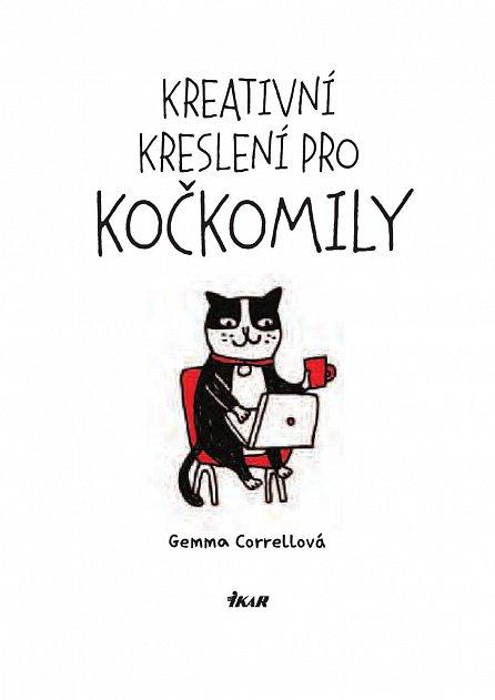 Náhled Kreativní kreslení pro kočkomily - 50 skvělých nápadů pro milovníky koček