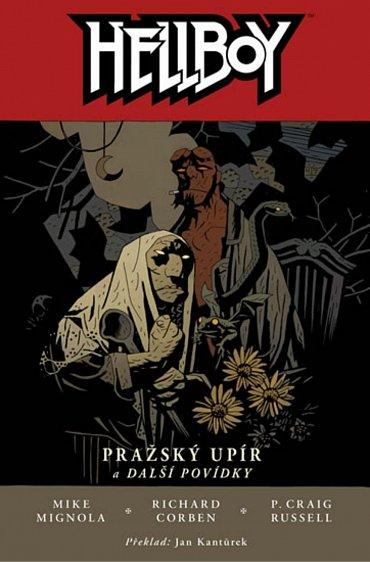 Náhled Hellboy 7 - Pražský upír