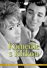 Komedie s Klikou - DVD box