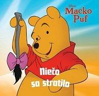 Macko Puf Niečo sa stratilo