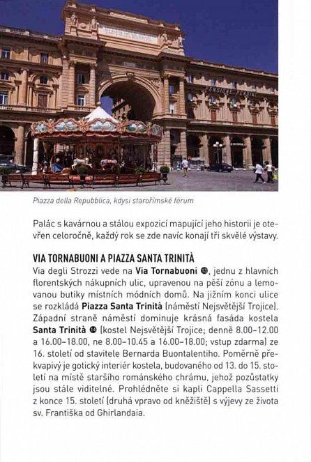 Náhled Florencie - Inspirace na cesty