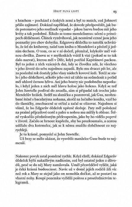 Náhled Příběh Edgara Sawtella