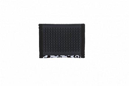 Náhled Pixie Peněženka PXA-10 černo-bílé květy