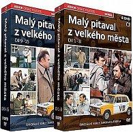 Malý pitaval z velkého města - 15 DVD