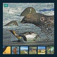 Kalendář nástěnný 2012 - BBC Zázračná planeta, 30 x 60 cm