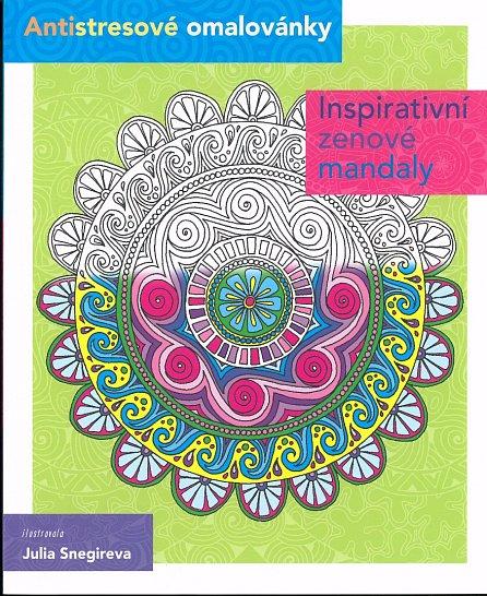 Náhled Inspirativní zenové mandaly - Antistresové omalovánky