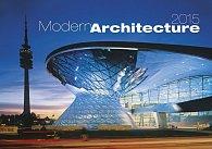 Kalendář nástěnný 2015 - Modern Architecture