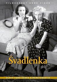 Švadlenka - DVD box